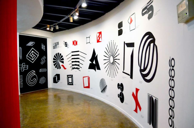 Gerd Leufert logos