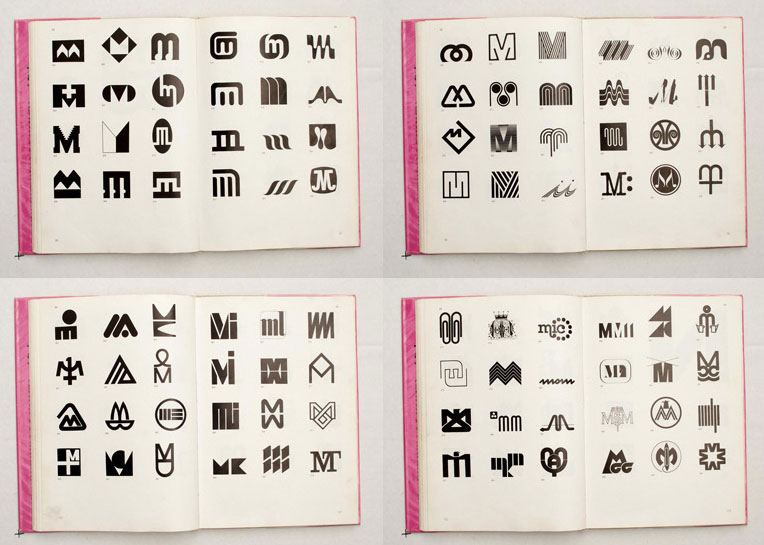 M logos from Trade Marks and Symbols