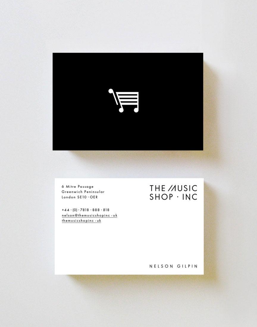 The Music Shop logo