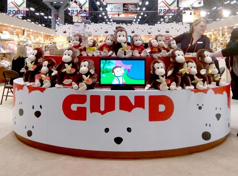 Gund logo