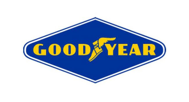 Goodyear logo rounded diamond